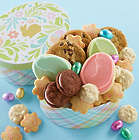 Easter Treats in Oval Gift Box