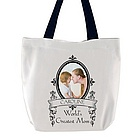 World's Greatest Mom Photo Tote Bag