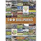 500 Ballparks Book
