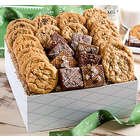 Cookies and Brownies Deluxe Collection Gift Box