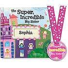 Super Incredible Big Sister Book