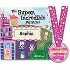 Super Incredible Big Sister Book