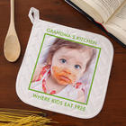 Personalized Picture Perfect Potholder