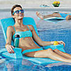 Super Soft Fully Adjustable Pool Recliners