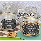 Personalized Chalkboard Mini Cookie Jars