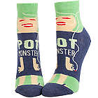 Pot Monster Women's Socks