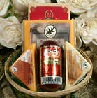 Northwoods Cheese Hostess Mini Gift Basket