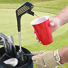 Golfers Designated Driver Beverage Dispenser