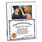 Congratulatory Graduation Certificate Frame
