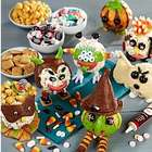 Halloween Popcorn Ball Decorating Kit