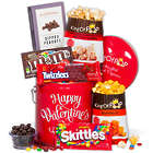 Sweets for My Valentine Popcorn and Candy Gift Tin
