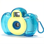 24 Exposure Blue Ring Bearer Wedding Camera