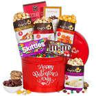 Snacks for My Valentine Gift Basket
