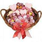 Large Sweethearts Gourmet Gift Basket