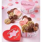 Valentine's Day Sweet Treats Heart-Shaped Gift Tin