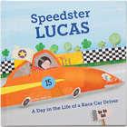 Custom Speedster Kids' Book