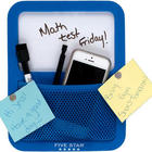 Foam Dry Erase Board with Storage for Student's Locker