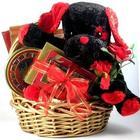 My Funny Valentine Gift Basket