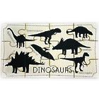 Dinosaurs Wood Jigsaw Puzzle