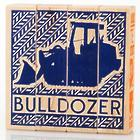 Truck Puzzle Blocks Toy