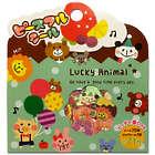 Kawaii Lucky Animal Sticker Pack