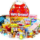 Birthday Classic Candy Gift Box