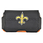 NFL New Orleans Saints Horizontal Pouch