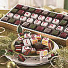 36 Merry Christmas Petits Fours