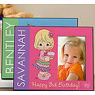 Precious Moments Personalized Birthday Frame