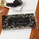 Personalized Family Blessing Serving Tray