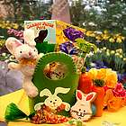 Bunny Hop Easter Gift Basket for Children