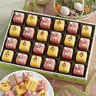 Chick & Bunny Petits Fours Gift Box