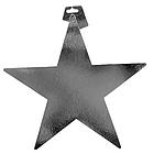 Silver Foil Star