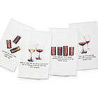 Quotable Wine Towels