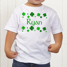St. Patrick's Day Toddler Tee Shirt