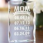 Mom Established Engraved Acrylic Plaque