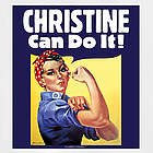 Personalized Rosie the Riveter T-Shirt