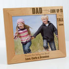 Personalized Special Dad Picture Frame