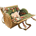Verona Wine Picnic Basket for Two