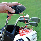 Deluxe Electronic Golf Club Kooler Caddie