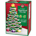 Gingerbread Christmas Cookie Tree Kit