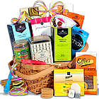 Women's Tea and Treats Holiday Gift Basket