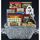 Silent Night Christmas Gift Basket