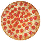 Yummy Round Pizza Pie Floor Mat