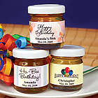 Personalized Birthday Party Honey Jar Favors