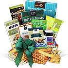 St. Patrick's Day Snacks and Munchies Gift Basket