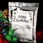Personalized Birthday Coffee Favors