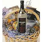 Vodka Holiday Gift Basket