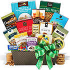 St. Patrick's Day Goodies Gift Basket