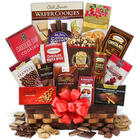 Valentine's Day Chocolates and Sweets Gift Basket
